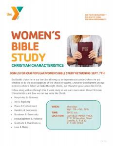 Senior Bible Study Flyer 09.2017